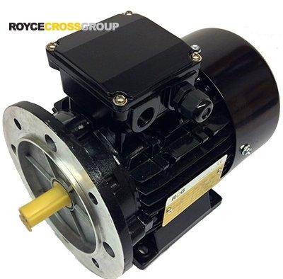 RCG Alloy D71 0.18kW 6P B35 TEFC Foot Flange Mount 415/3/50 IP55 Electric Motor