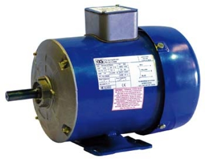Crompton B56 0.55kW 6P B3 TEFC F Foot Mount 415/3/50 Electric Motor 5/8 Shaft