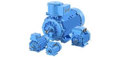 ABB Exd 2.2kW 4P B3 Foot Mount D100L frame Cast Iron M3JP 3GJP102510-ADH