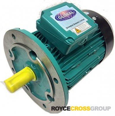 Crompton Greaves GD100L 3kW 4P B5 Flange Mount 415/3/50 IP55 Electric Motor 28mm
