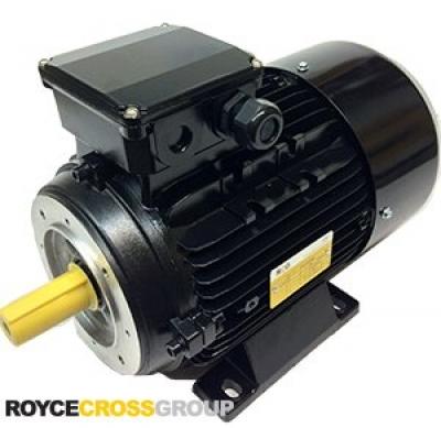RCG Alloy D112M 5.5kW 4P B3/B14A Foot & Flange Mount 415/3/50 IP55 Electric Moto