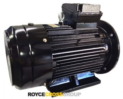 RCG CI IP55 160L 15kW 4P TEFC F B3 Foot Mount 415/3/50 Cast Iron Electric Motor