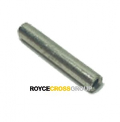 Copper Crimp Link, 1.5mm Cable - Sold Per 1 (Order 100 For Box)