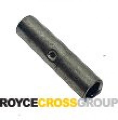 Copper Crimp Link, 6mm Cable - Sold Per 1 (Order 100 For Box)
