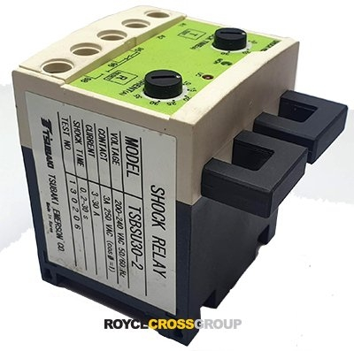 Shock Relay Tsubaki 5-30A Incl- CT Under Current