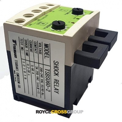 Shock Relay Tsubaki 5-60A Incl- CT Under Current