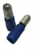 Blue flanged fork 3.5mm - 100 pack