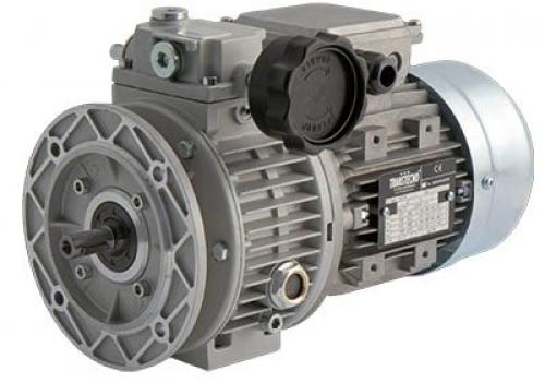 Variator Transtecno VAM075 D80 B5 Input, 19mm Shaft, 165mm PCD 200mm OD D80 B5 O