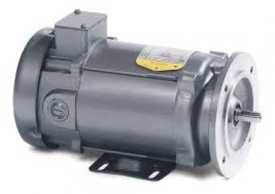 Baldor 750Watt 1Hp 1750rpm D80D 180v DC Motor